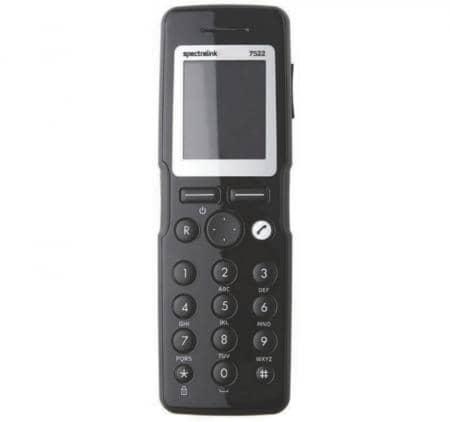 Spectralink 7522 DECT Mobilteil inkl. Akku