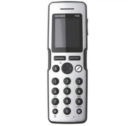 Spectralink 7532 DECT Mobilteil inkl. Akku