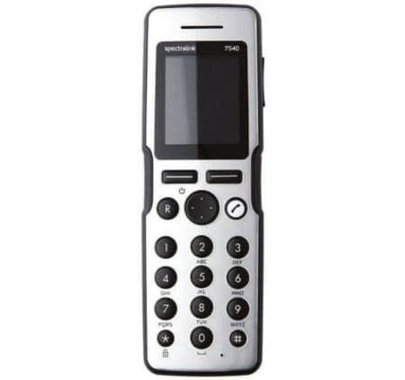 Spectralink 7540 DECT Mobilteil inkl. Akku