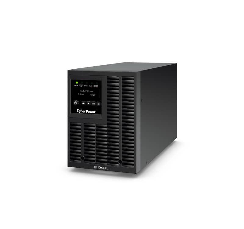 CyberPower OL1000ERTXL2U VA1000 900 Watt Smart App USV System