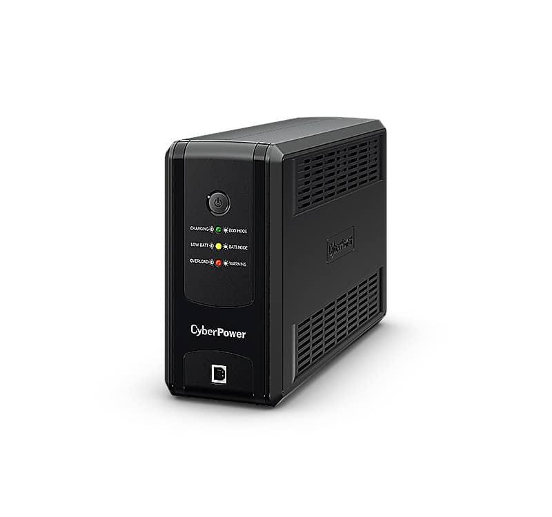 CyberPower UT850EG VA850 425 Watt Automatische Spannungsregulierung AVR