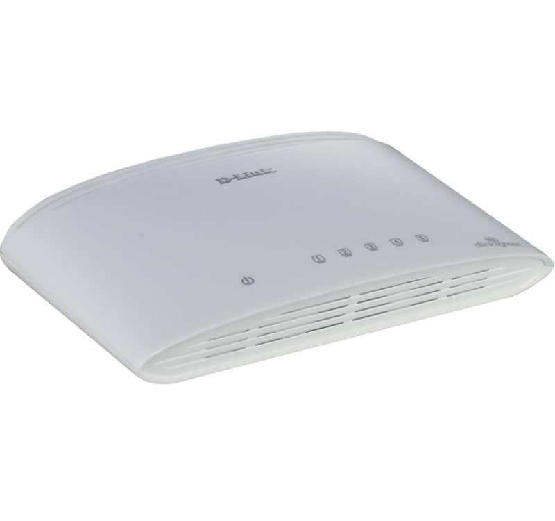 D-Link DGS-1005D 5x 10/100/1000Mbit Switch